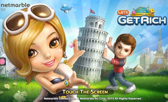 Game Online Terbaik lets get rich