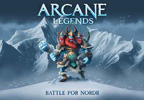 game android terbaik Arcane Legend